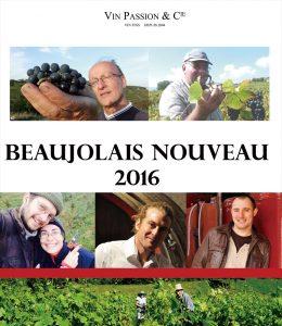 Beaujolai Nouveau 2016